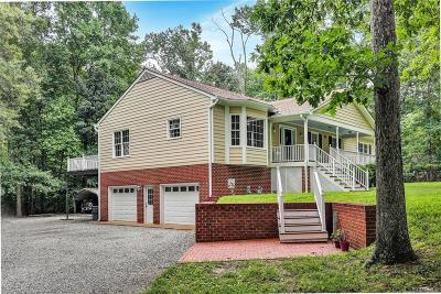 Powhatan Single Family Home For Sale: 1940 Fairpine Drive