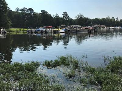 Chesterfield County Residential Lots & Land For Sale: 20001 Chesdin Harbor Drive