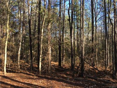 Chesterfield County Residential Lots & Land For Sale: 8801 Turnerville Road