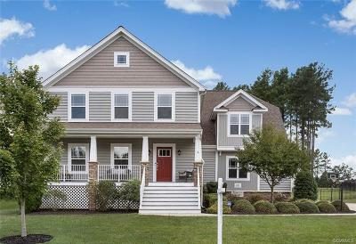 Chester Single Family Home For Sale: 15807 Longlands Road