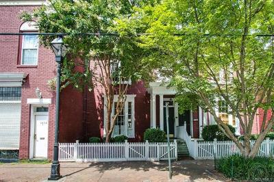 Richmond Rental For Rent: 138 West Clay Street