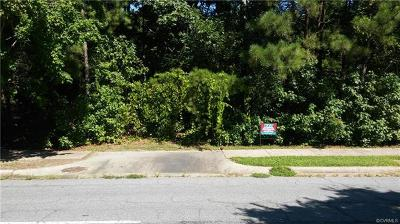 Richmond Residential Lots & Land For Sale: 3312 South Belmont Road