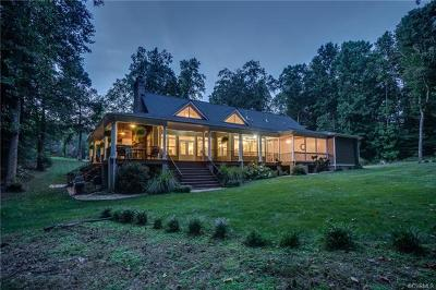 New Kent Single Family Home For Sale: 8751 Barrique Road