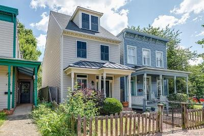 Richmond Single Family Home For Sale: 423 1/2 South Laurel Street
