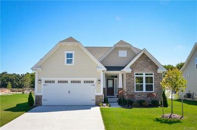 Mechanicsville Single Family Home For Sale: 9219 Haska Court