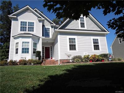 Hopewell Single Family Home For Sale: 1613 Camerons Landing Boulevard
