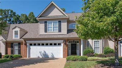 Hanover County Condo/Townhouse For Sale: 8109 Ordinary Keepers Way