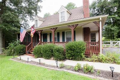 Mechanicsville Single Family Home For Sale: 7236 Snaffle Lane