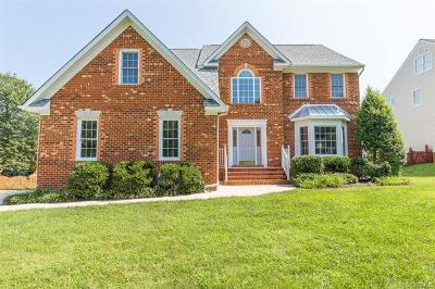 Mechanicsville Single Family Home For Sale: 9477 Indianfield Drive