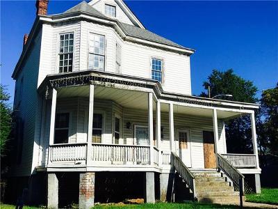 Richmond Single Family Home For Sale: 3126 Enslow Avenue