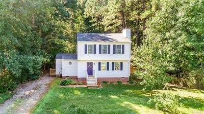 Chester Single Family Home For Sale: 3737 Medora Place