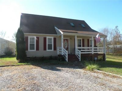Chesterfield Single Family Home For Sale: 5110 Blossomwood Circle