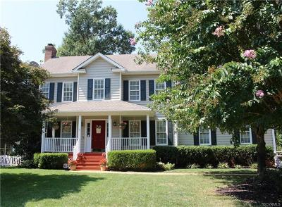Mechanicsville Single Family Home For Sale: 8416 Summer Walk
