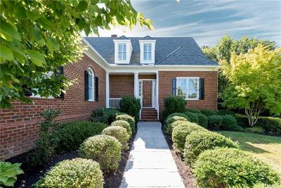 Powhatan County Single Family Home For Sale: 721 Founders Crest Court