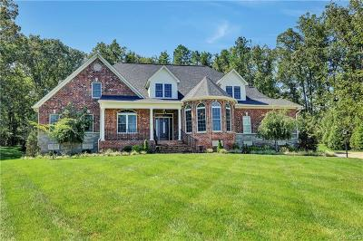 Chesterfield County Single Family Home For Sale: 11507 Sinker Creek Drive