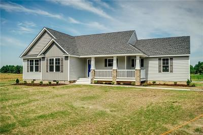 New Kent Single Family Home For Sale: Tbd Poindexter Road