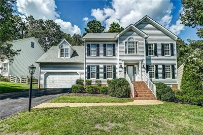 Hanover County Single Family Home For Sale: 9046 Hopkins Branch Way