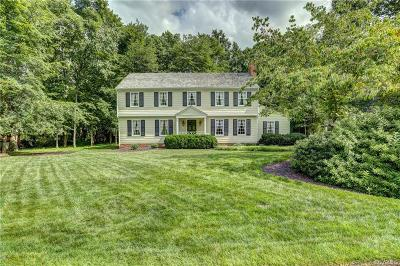 Richmond Single Family Home For Sale: 1713 Forestway Drive