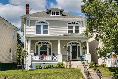 Richmond Single Family Home For Sale: 312 Overbrook Road