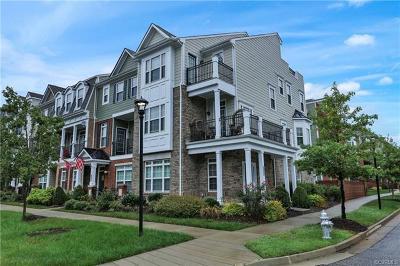 Glen Allen Condo/Townhouse For Sale: 3900 Liesfeld Place