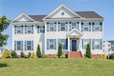 Midlothian Single Family Home For Sale: 14836 Creekbrook Place