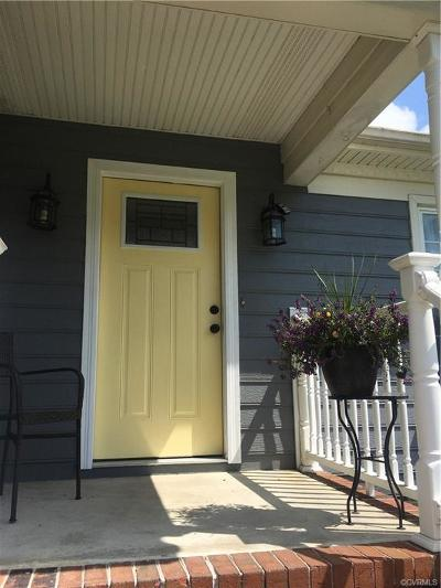 Colonial Heights Single Family Home For Sale: 124 Pinecliffe Drive