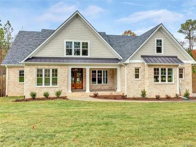 Goochland County Single Family Home For Sale: 192 Woodfern