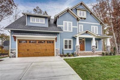Midlothian Single Family Home For Sale: 3725 Waverton Drive