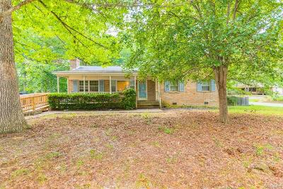 Midlothian Single Family Home For Sale: 4500 Overlea Drive