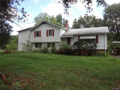 Prince George Single Family Home For Sale: 5500 Allin Road