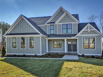 Midlothian Single Family Home For Sale: 15100 Litton Drive