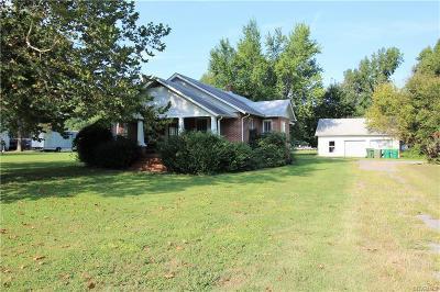 Hopewell Single Family Home For Sale: 626 Cedar Level Road