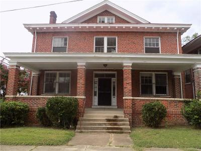 Petersburg Single Family Home For Sale: 51 Corling Street