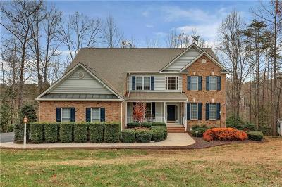 Goochland Single Family Home For Sale: 2320 Horseshoe Bend