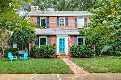 Richmond Single Family Home For Sale: 5000 King William Road