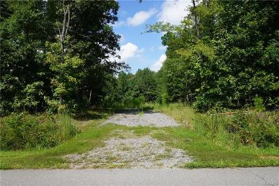 Amelia County Residential Lots & Land For Sale: Lot 11 Smacks Drive