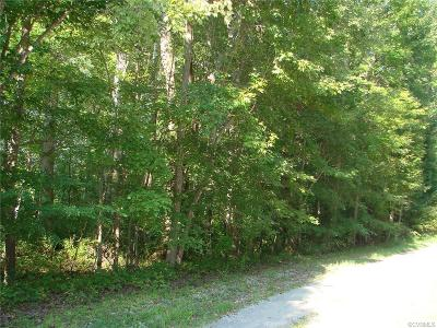 Dinwiddie County Residential Lots & Land For Sale: Off Of Hamilton Arms Road