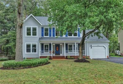 Henrico Single Family Home For Sale: 1923 Stonequarter Road