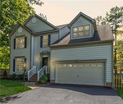 Henrico Single Family Home For Sale: 12009 Courtyard Glen Place