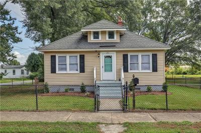Hopewell Single Family Home For Sale: 201 South 4th Avenue