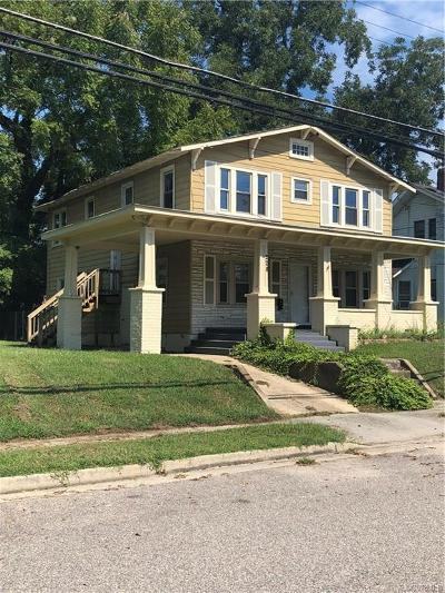 Colonial Heights Multi Family Home For Sale: 228 Cameron Avenue