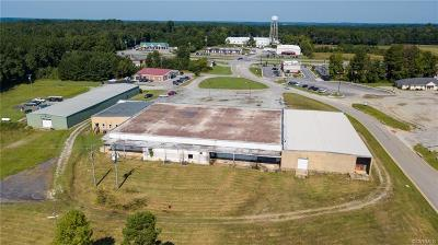 Amelia County Commercial For Sale: 10122 Superior Way