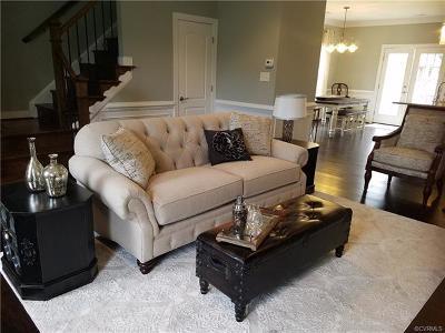 Hanover County Condo/Townhouse For Sale: 7374 Pebble Lake Drive #4