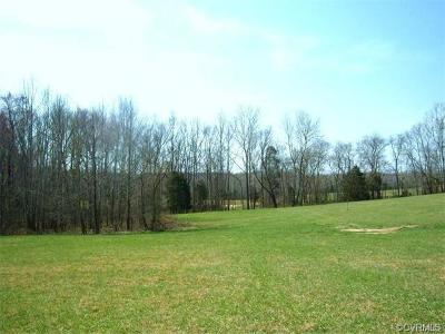 Nottoway County Residential Lots & Land For Sale: 5 Acres Bible Road