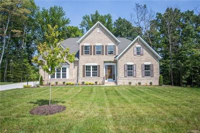 Chester Single Family Home For Sale: 11713 Anchor Landing Court