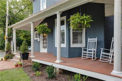 Richmond Single Family Home For Sale: 215 North 36th Street