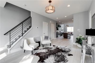 Richmond Condo/Townhouse For Sale: 630 North 30th Street #2