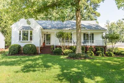Chesterfield Single Family Home For Sale: 11900 Exbury Court