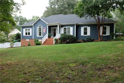 Richmond Single Family Home For Sale: 5724 Woodburn Road