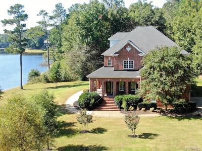 Hanover County Single Family Home For Sale: 13486 Lower Lakes Place